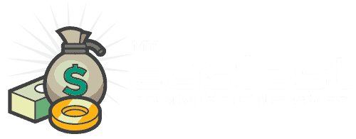 Easiest Commission Ever Logo